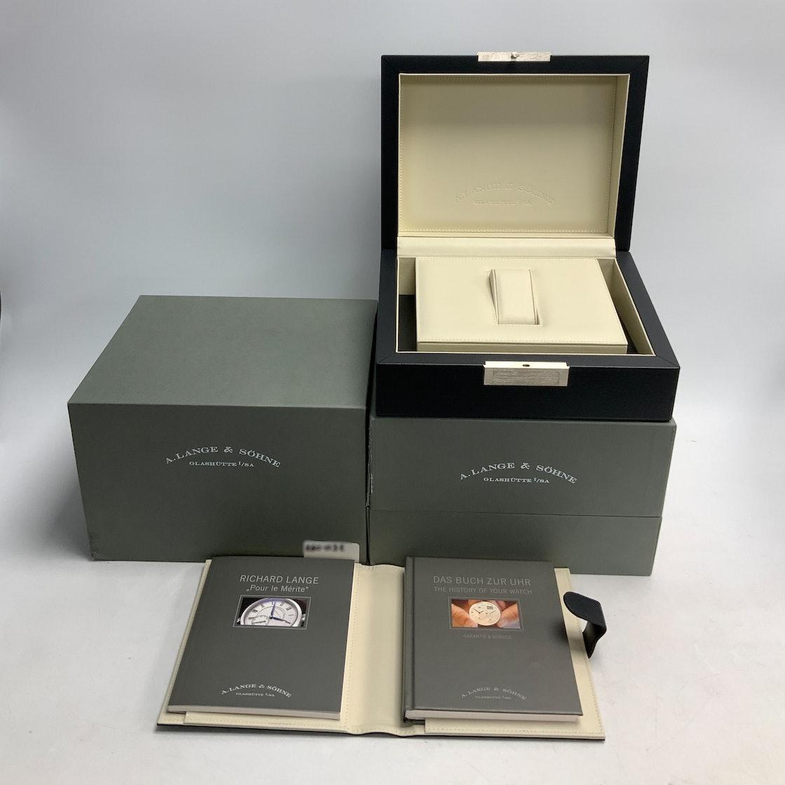 """A. Lange & Sohne Richard Lange """"Pour Le Merite"""" Limited Edition 260.032"""