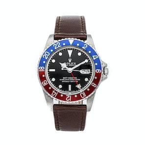 "Rolex GMT-Master ""Pepsi"" Vintage 1675"