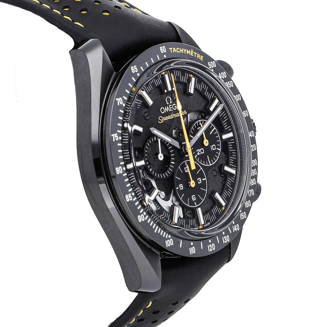 "Omega Speedmaster Moonwatch Chronograph ""Dark Side of the Moon"" Apollo 8 311.92.44.30.01.001"