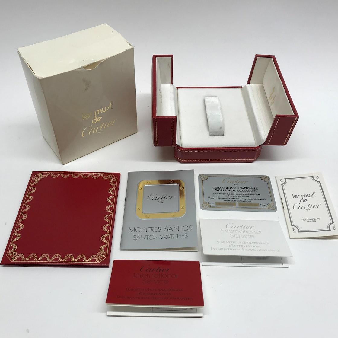 Cartier Santos de Cartier 81036288