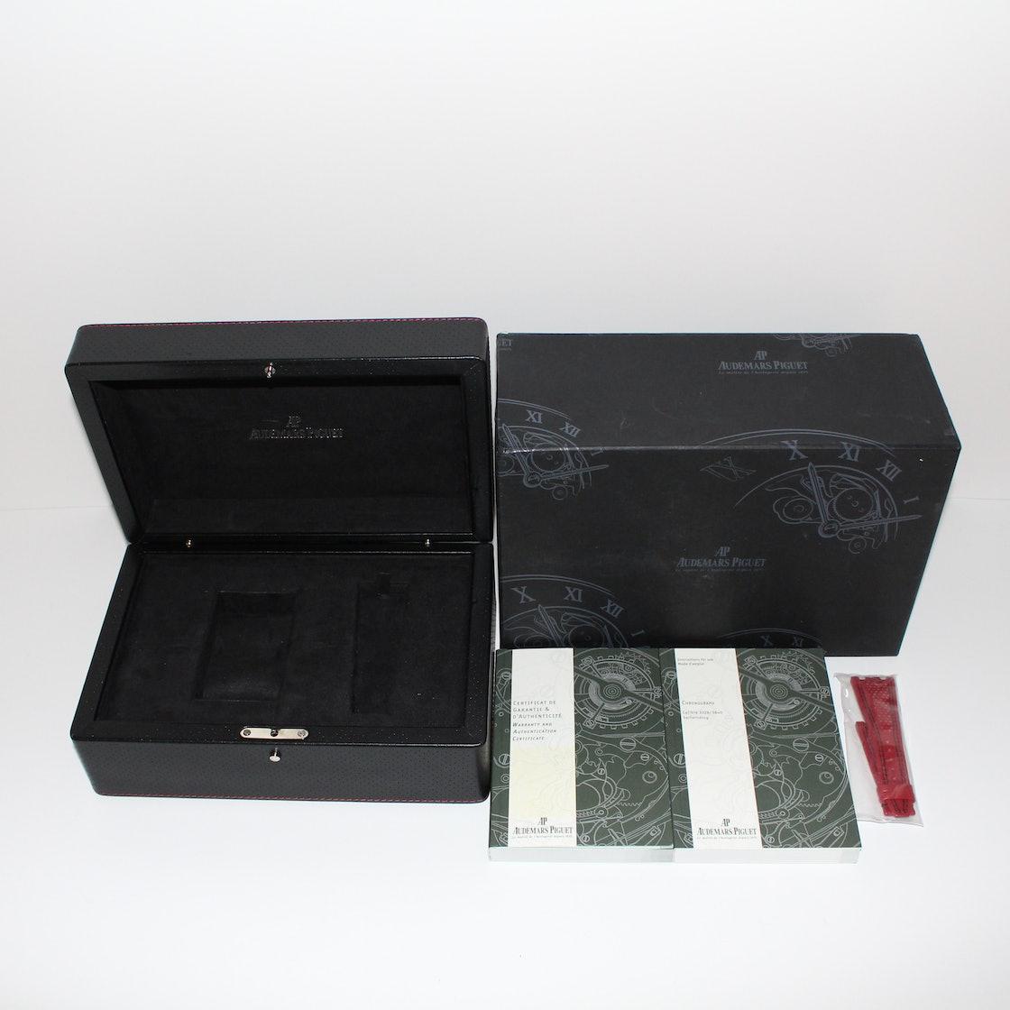 Audemars Piguet Royal Oak Offshore Singapore Grand Prix F1 Limited Edition 26190OS.OO.D003CU.01