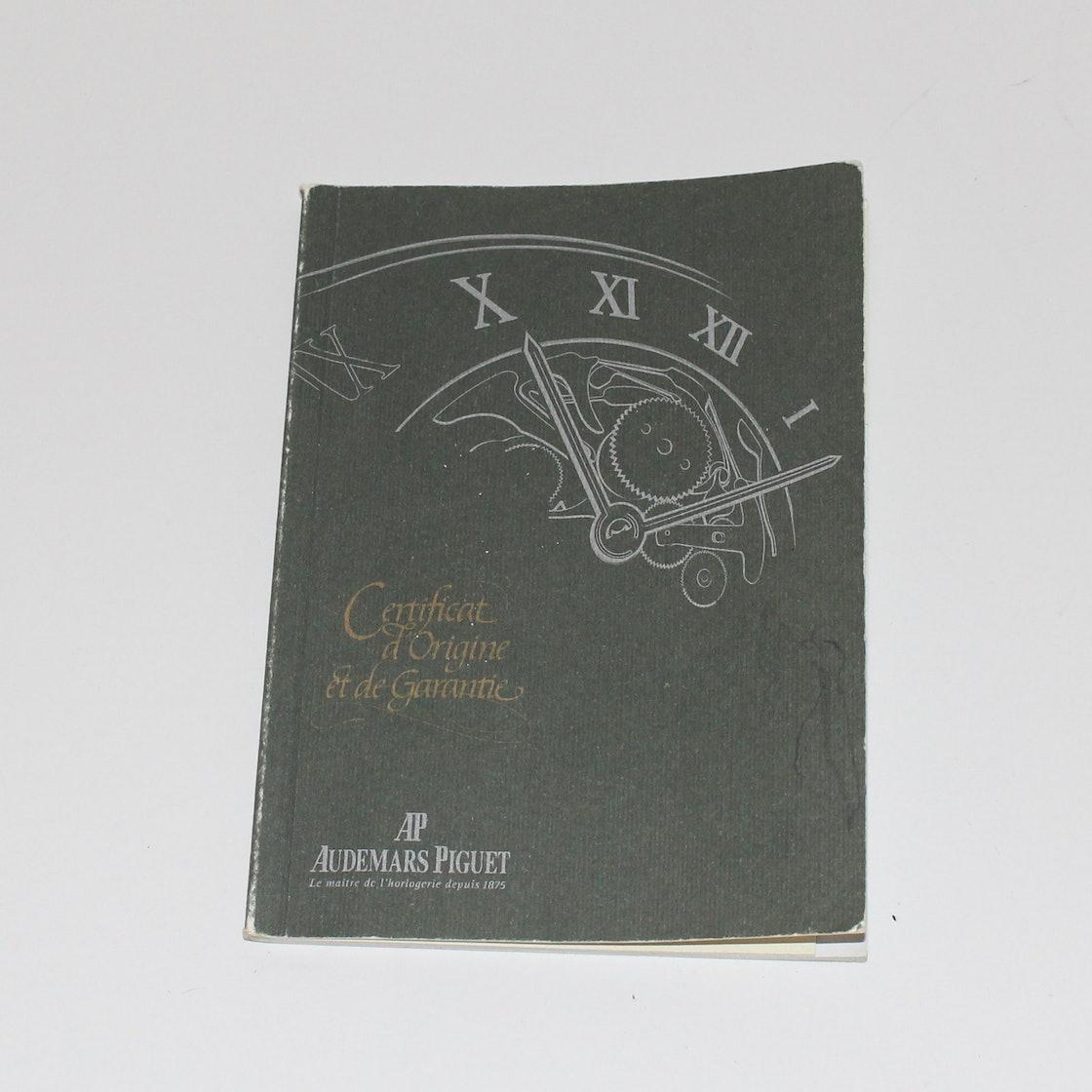Audemars Piguet Royal Oak Chronograph 26022BC.OO.D002CR.01