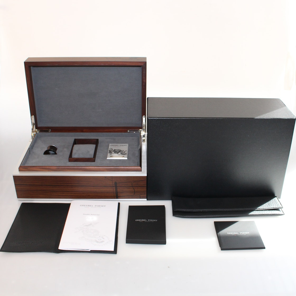 Greubel Forsey Double Balancier Limited Edition P00193