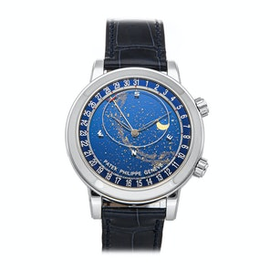 Patek Philippe Grand Complications Celestial Moon Age 6102P-001