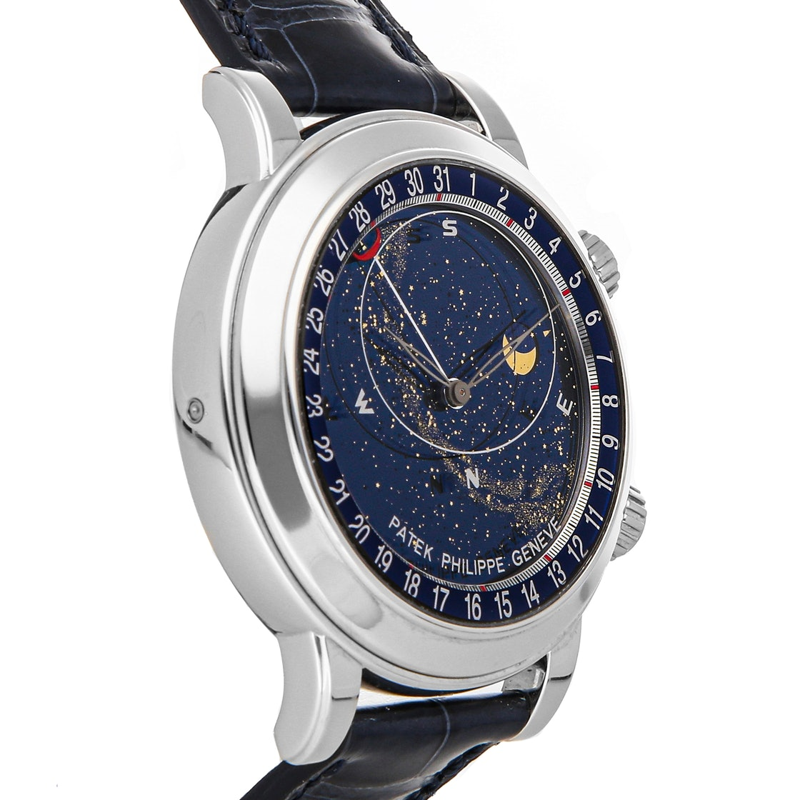 Patek Philippe Grand Complications Celestial 6102P-001