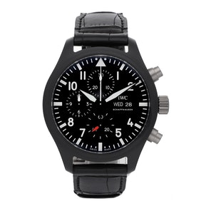IWC Pilot's Watch Chronograph Top Gun IW3891-01