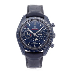"Omega Speedmaster Moonwatch ""Blue Side Of The Moon"" 304.93.44.52.03.001"