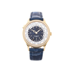 Patek Philippe Complications World Time New York Special Edition 7130R-012