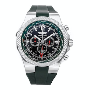 Breitling Bentley GMT British Racing Limited Edition A47362S4/B919