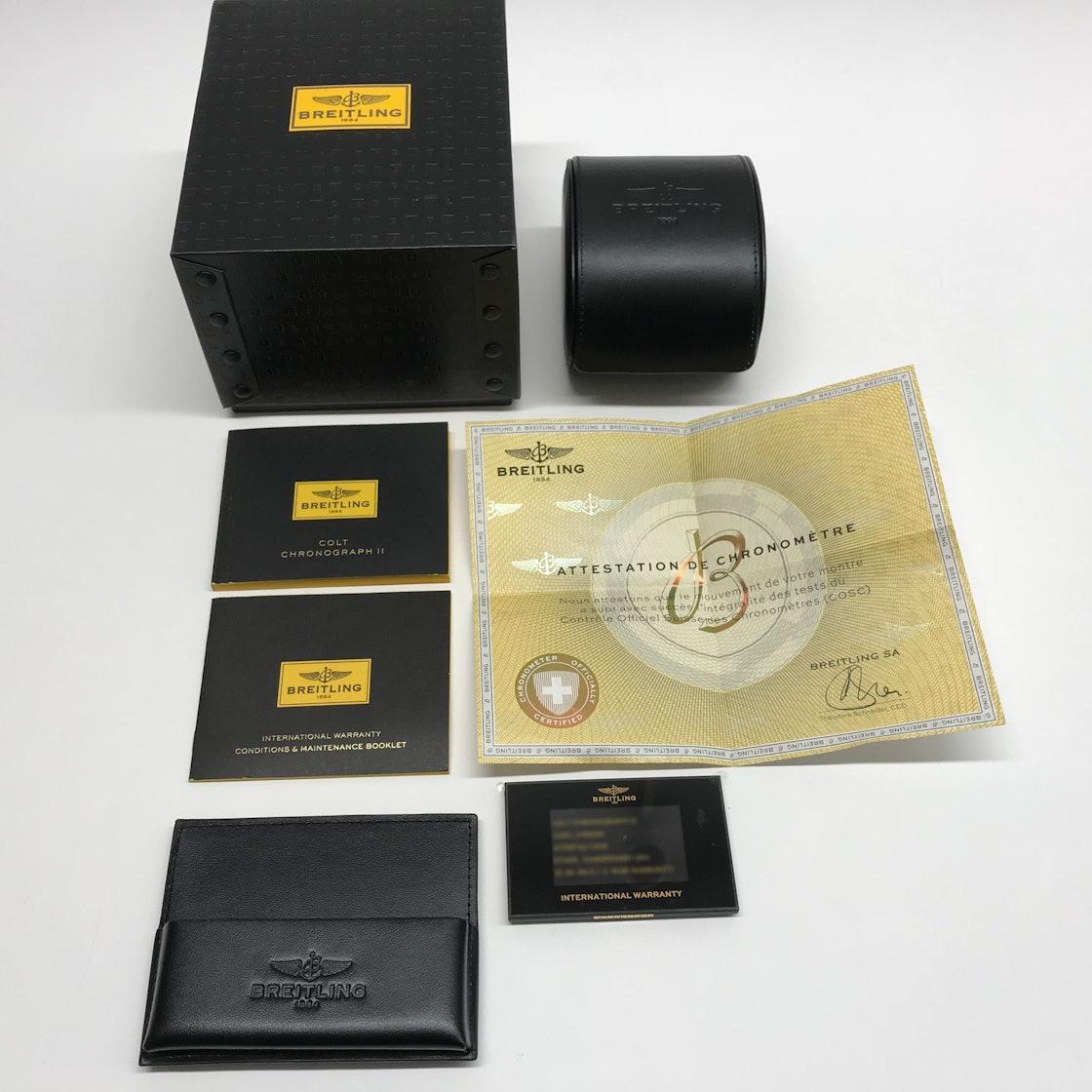 Breitling Colt Chronograph II A7338710/C848