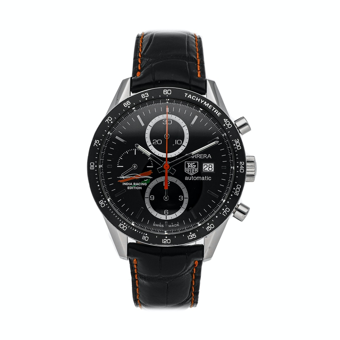 Tag Heuer Carrera India Racing Limited Edition CV201AC.FC6309