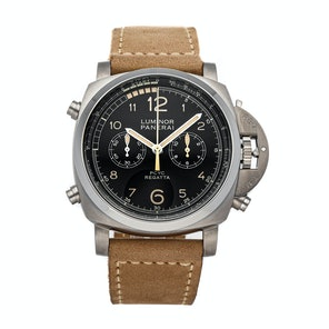 Panerai Luminor 1950 PCYC Regatta 3-Days Chrono Flyback PAM 652
