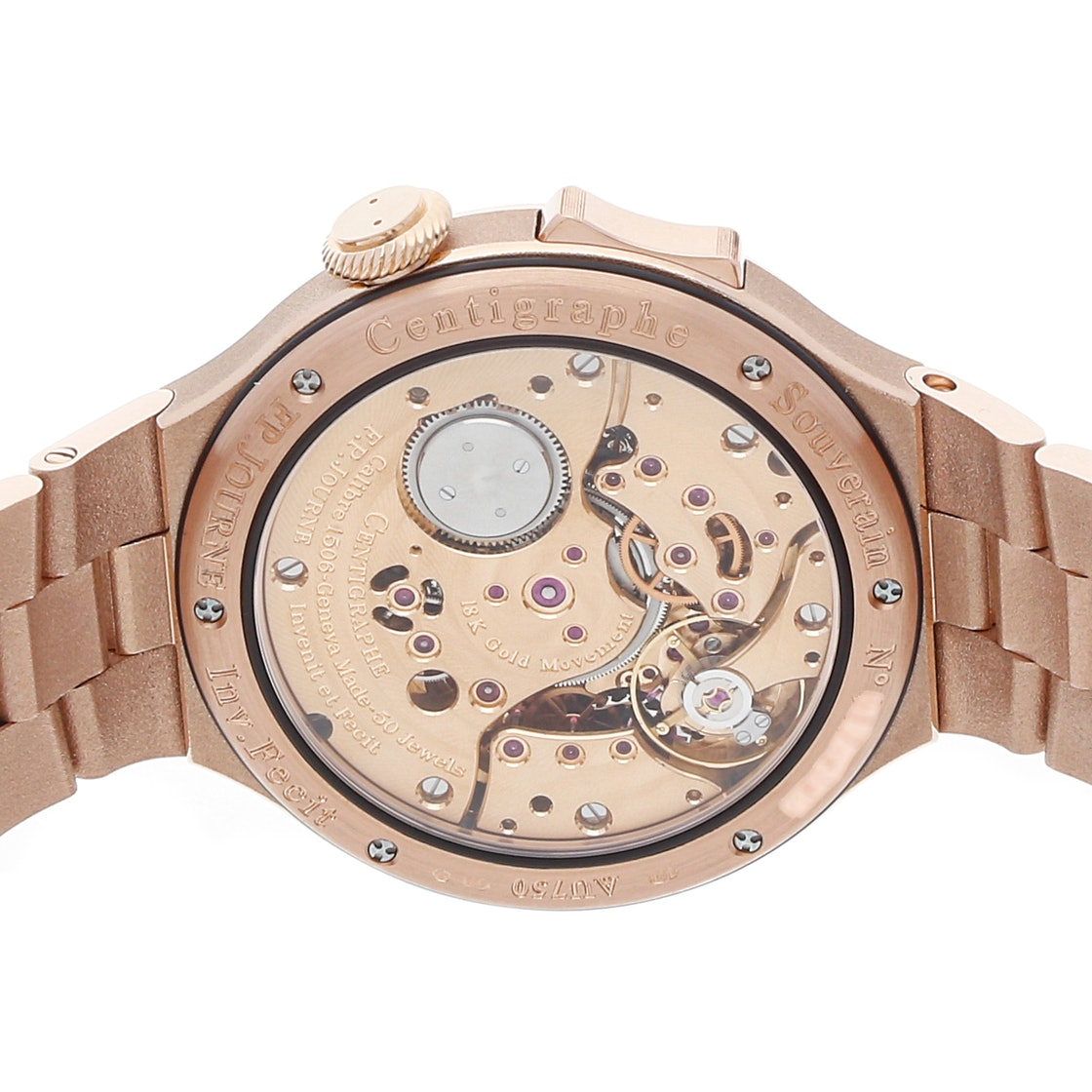F.P. Journe Centigraphe CT2 RG