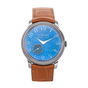 F.P. Journe Chronometre Bleu CS BLEU