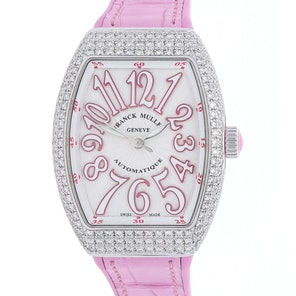 Franck Muller Vanguard Lady 32 V SC AT AC FO D RS