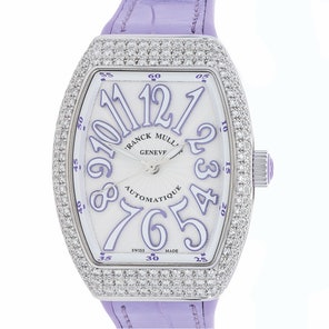 Franck Muller Vanguard Lady 32 V SC AT AC FO D VL