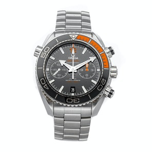 Omega Seamster Planet Ocean 600m Chronograph 215.30.46.51.01.002