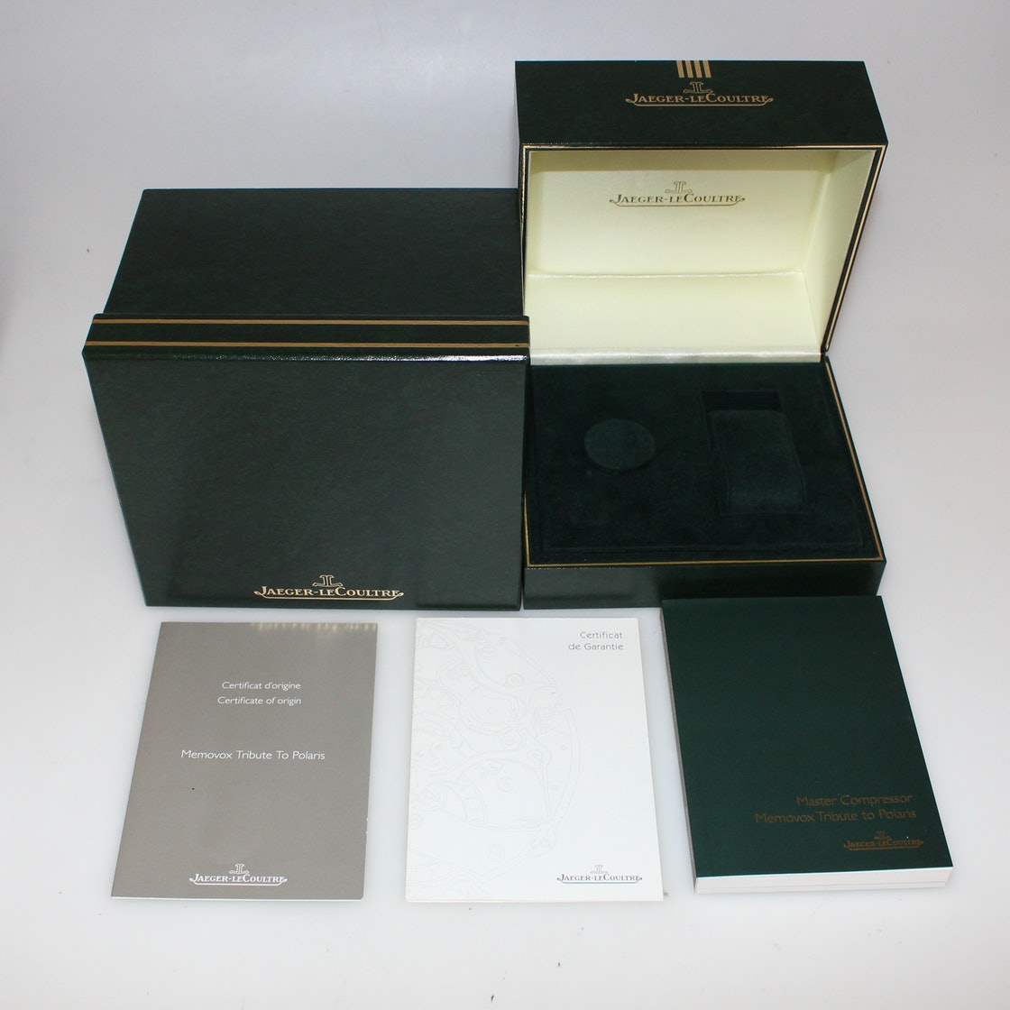 """Jaeger-LeCoultre Memovox """"Tribute to Polaris 1965"""" Limited Edition Q2008470"""