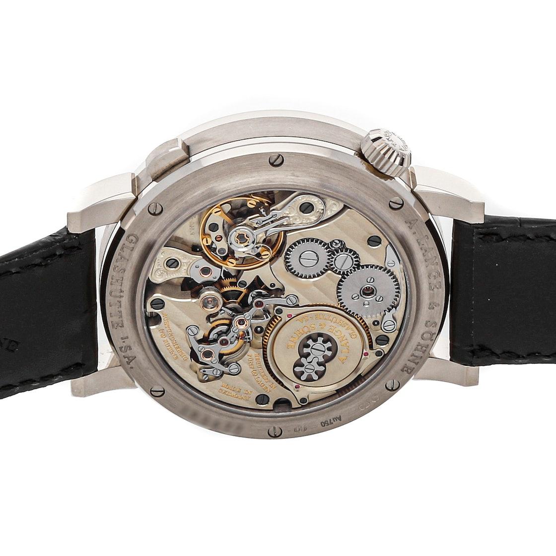 A. Lange & Sohne Zeitwerk Striking Time 145.029