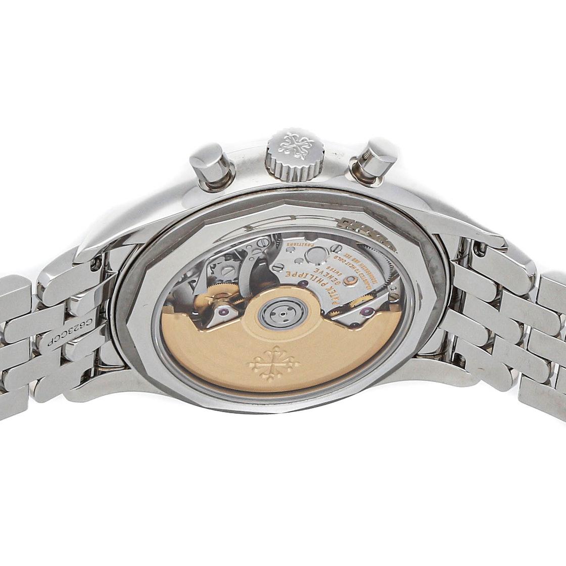 Patek Philippe Complications Annual Calendar Chronograph 5960/1A-001