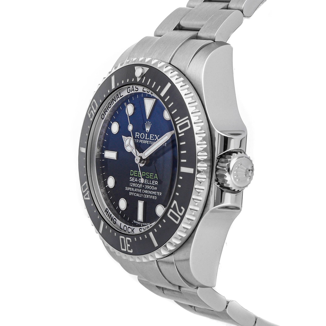 "Rolex Deepsea Sea-Dweller ""Deep Blue"" 116660"