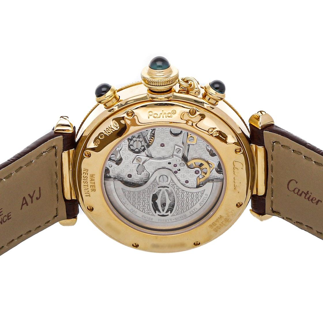 Cartier Pasha Diver W3014051