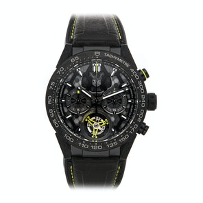 Tag Heurer Carrera Calibre Heuer 02 Nanograph Flying Tourbillon Limited Edition CAR5A8K.FT6172