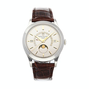 Patek Philippe Grand Complications Perpetual Calendar Retrograde Date 5496P-015