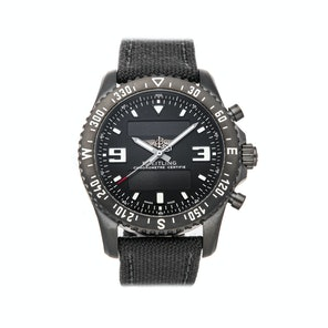 Breitling Chronospace Military M78367101/B1W1