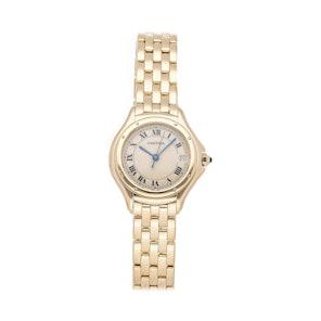 Cartier Cougar W25012B9