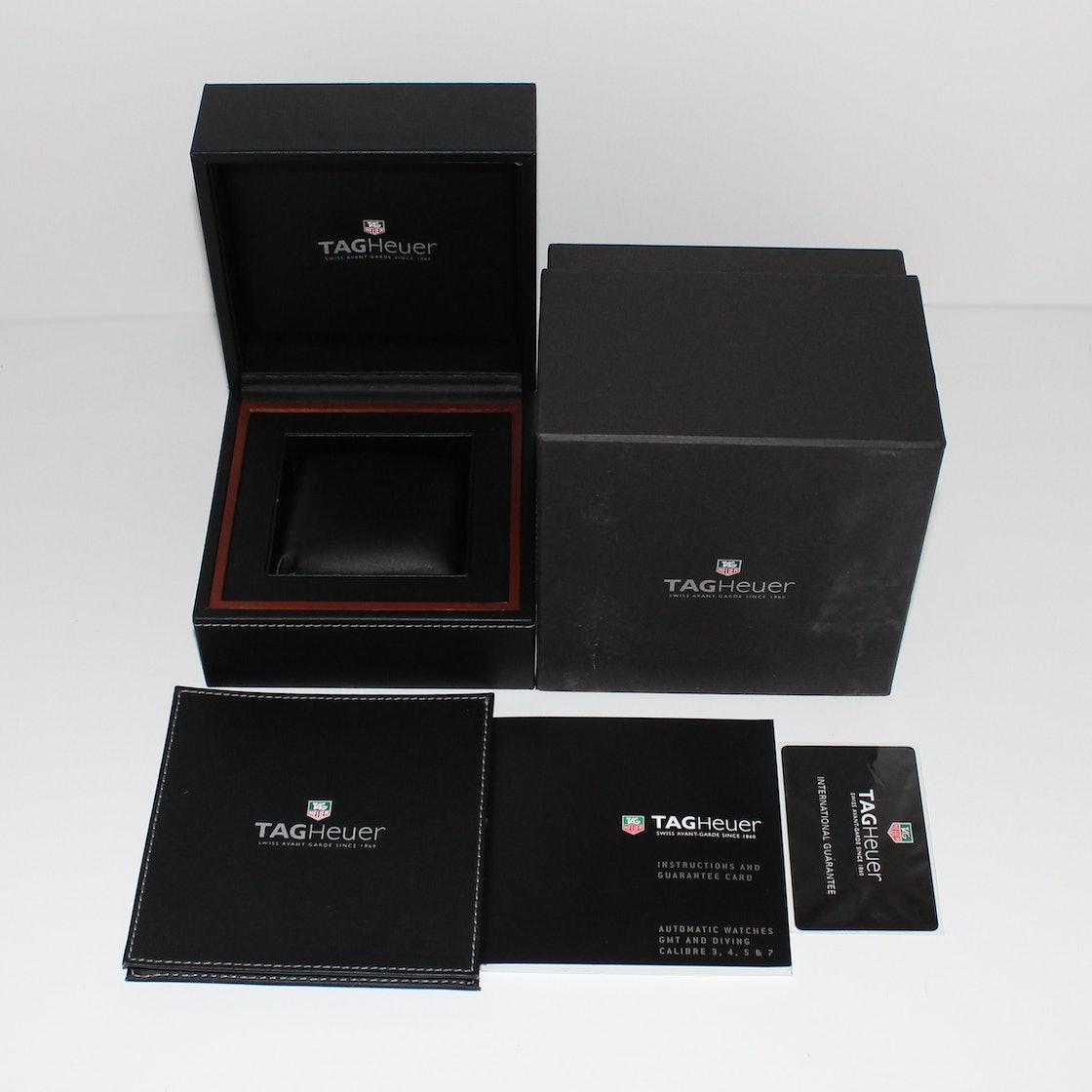 Tag Heuer Carrera Twin-Time WV2115.BA0787