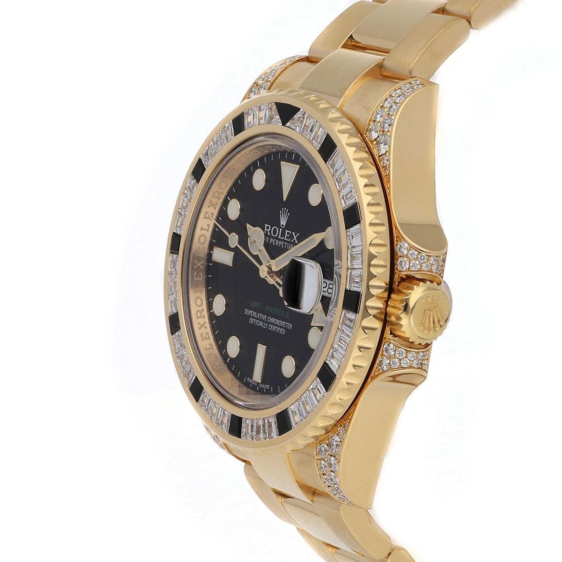 Rolex GMT-Master II 116758SANR