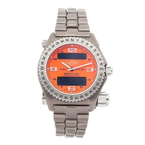 Breitling Emergency E5632110/O002
