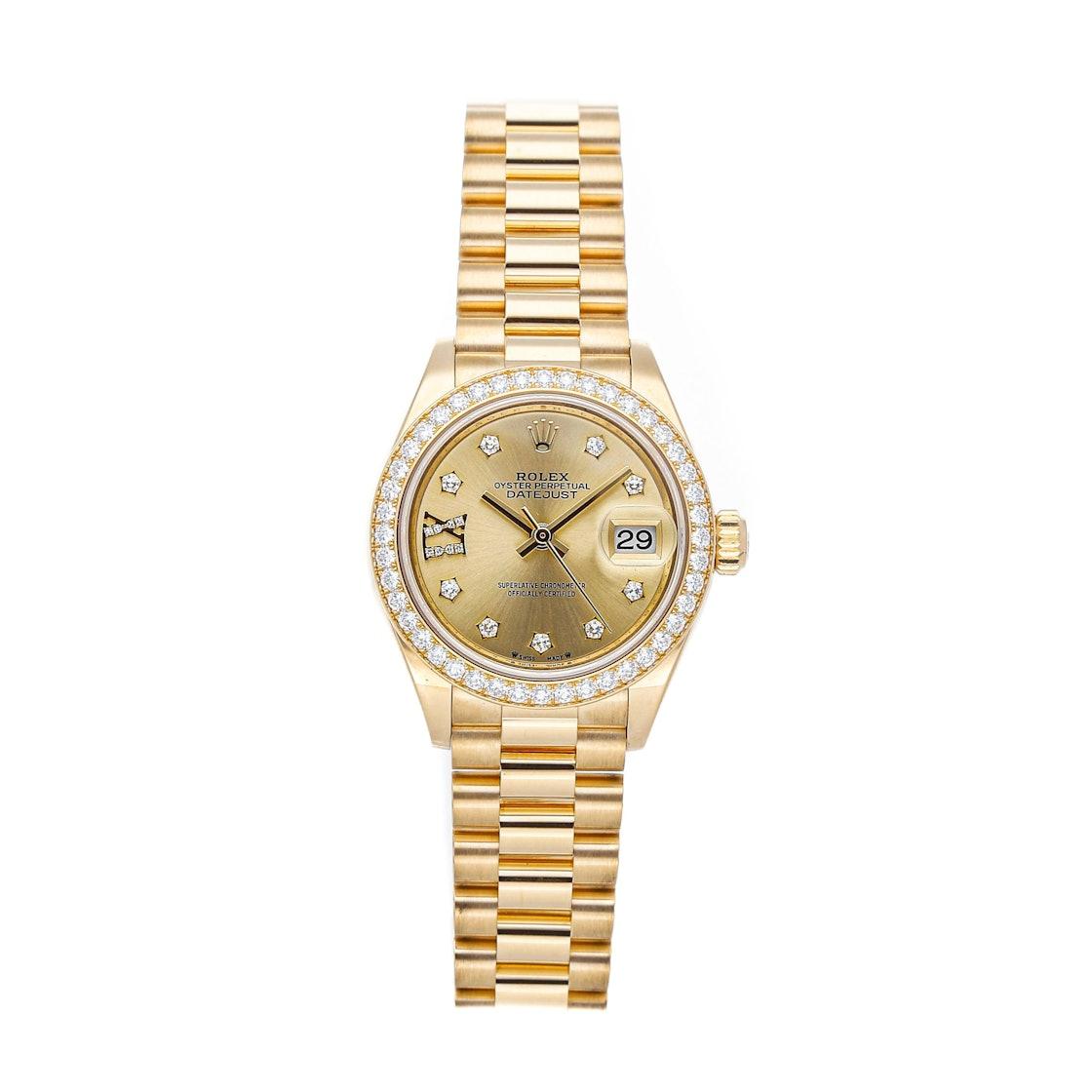 Rolex Datejust 279138RBR