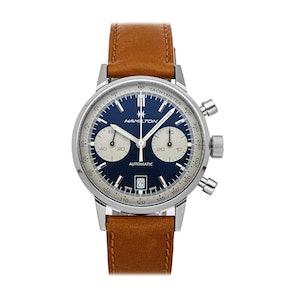 Hamilton American Classic Intra-Matic Chronograph H38416541