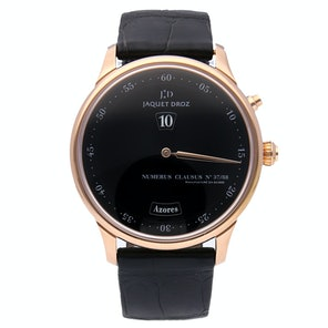 Jaquet Droz Astrale Twelve Cities Limited Edition J010133202