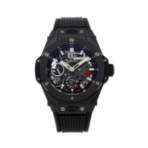 Hublot Big Bang Meca-10 Black Magic 414.CI.1123.RX