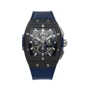 "Hublot Spirit of Big Bang ""Ceramic Blue"" 641.CI.7170.LR"