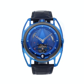 "De Bethune DB28 ""Kind of Blue"" DB28BZBN"