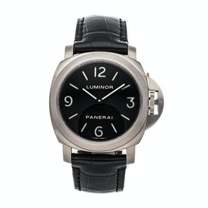 Panerai Luminor Base Logo PAM 176