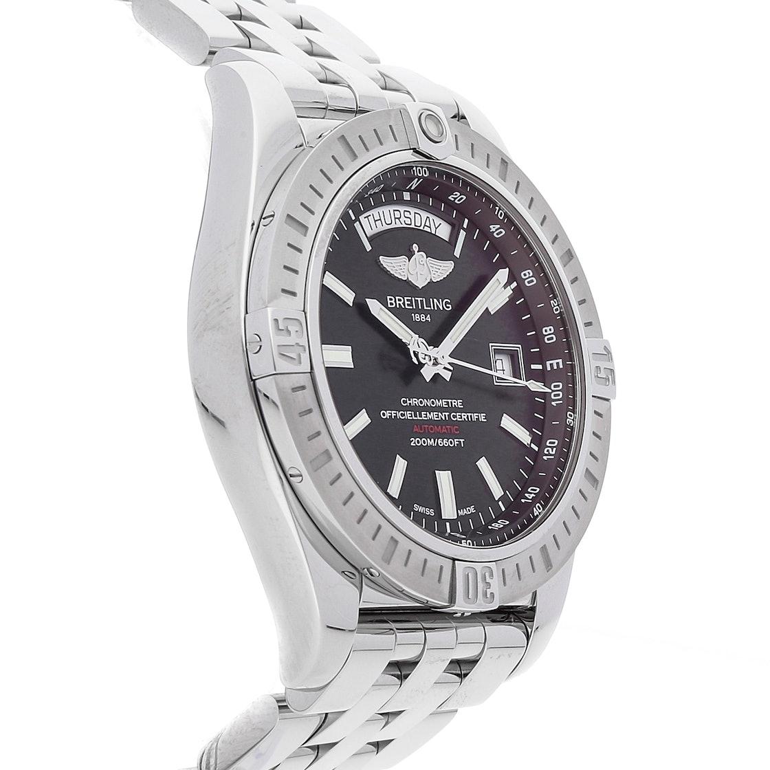 Breitling Galactic 44 USA Special Edition A453201A/BG10