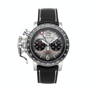 Graham Chronofighter Vintage GMT 2CVBC.S07A