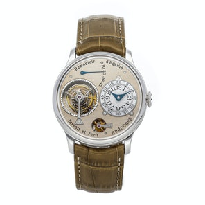 F.P. Journe Tourbillon Souverain TN PT 38 A