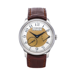 F.P. Journe Chronometre Souverain Limited Edition SS CHR SOUV 38