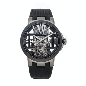 Ulysse Nardin Executive Skeleton Tourbillon 1713-139