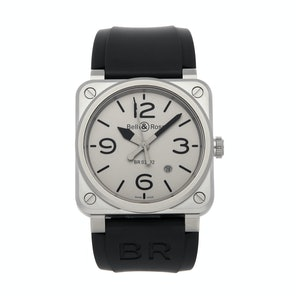 Bell & Ross BR 03-92 Horoblack Limited Edition BR0392-GBL-ST/SR