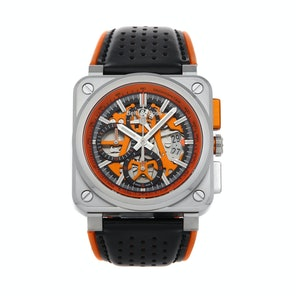Bell & Ross BR 03-94 AERO GT Orange Limited Edition BR 03-94 AERO GT