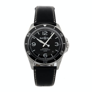 Bell & Ross BR V2-92 Black Steel BRV292-BL-STEEL