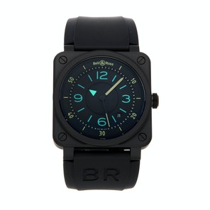 Bell & Ross BR 03-92 Bi-Compass Limited Edition BR0392-IDC-CE/SRB