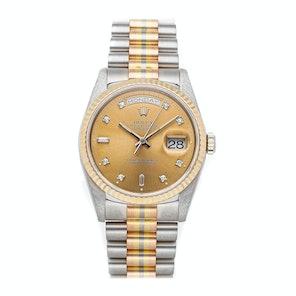 Rolex Day-Date Tridor 18239B